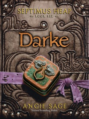 Darke by Angie Sage. AVAILABLE eBook.