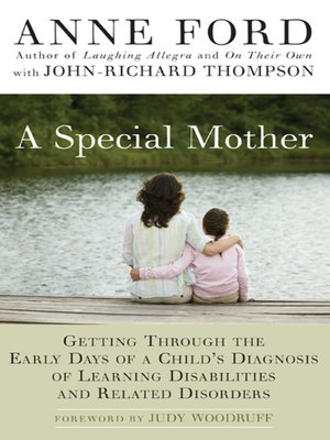 A Special Mother by Anne Ford.                                              AVAILABLE eBook.