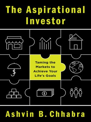 The Aspirational Investor by Ashvin B. Chhabra. AVAILABLE eBook.