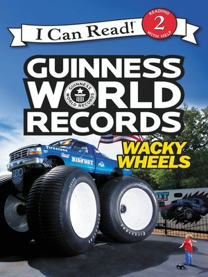 Wacky Wheels by Cari Meister. AVAILABLE eBook.