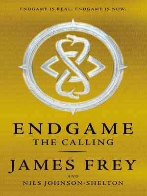 The Calling by James Frey. AVAILABLE eBook.