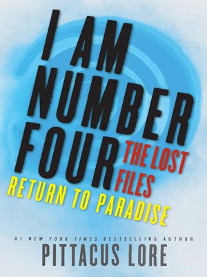 Return to Paradise by Pittacus Lore. AVAILABLE eBook.
