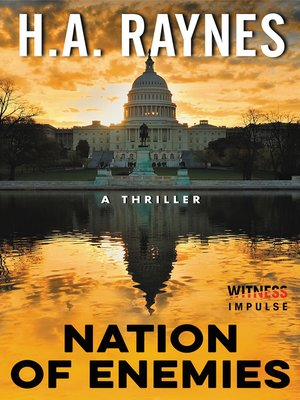 Nation of Enemies by H.A. Raynes. AVAILABLE eBook.