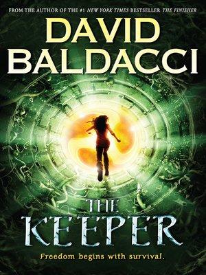 The Keeper by David Baldacci. WAIT LIST eBook.