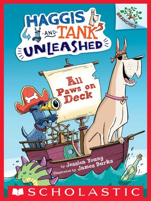 All Paws on Deck by Jessica Young. AVAILABLE eBook.