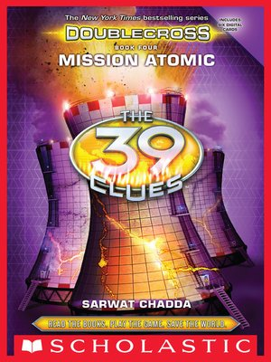 Mission Atomic by Sarwat Chadda. AVAILABLE eBook.