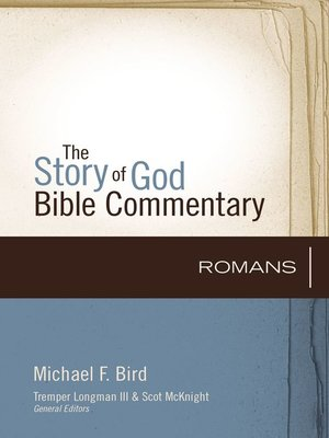 Romans by Michael F. Bird. AVAILABLE eBook.