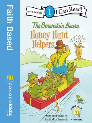 The Berenstain Bears by Jan & Mike Berenstain. AVAILABLE eBook.