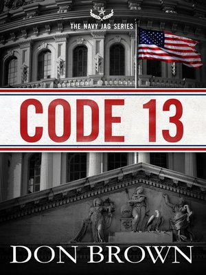 Code 13 by Don Brown. AVAILABLE eBook.