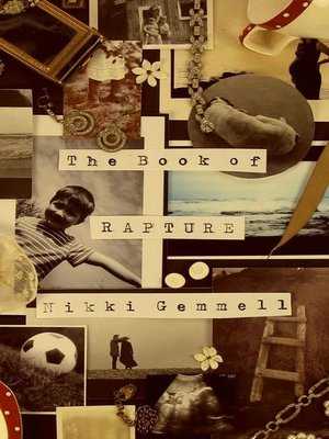 The Book of Rapture by Nikki Gemmell. AVAILABLE eBook.