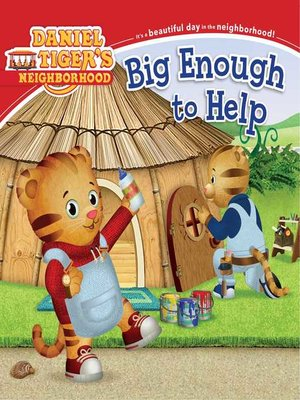 Big Enough to Help by Becky Friedman. AVAILABLE eBook.