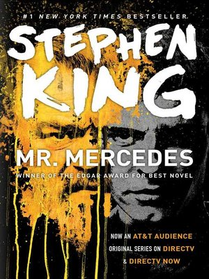Mr. Mercedes by Stephen King. AVAILABLE eBook.