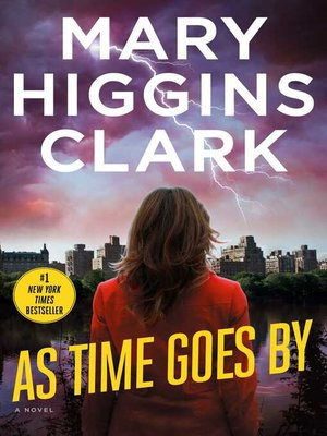 As Time Goes By by Mary Higgins Clark.                                              AVAILABLE eBook.