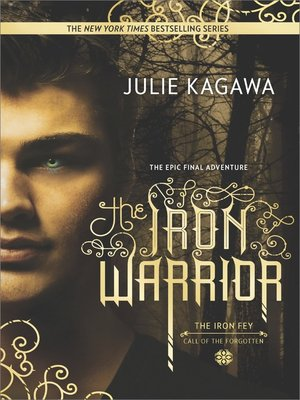 The Iron Warrior by Julie Kagawa. AVAILABLE eBook.