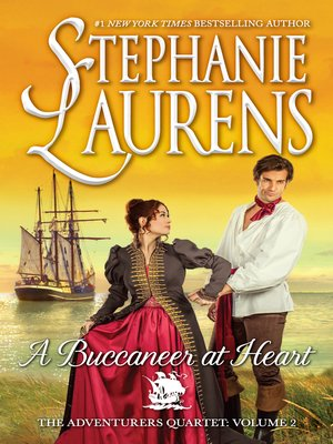 A Buccaneer at Heart by STEPHANIE LAURENS. WAIT LIST eBook.