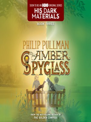 The Amber Spyglass by Philip Pullman.                                              AVAILABLE Audiobook.