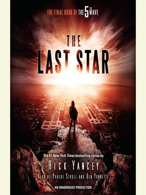 The Last Star by Rick Yancey.                                              AVAILABLE Audiobook.