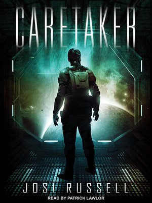 Caretaker by Josi Russell. AVAILABLE Audiobook.