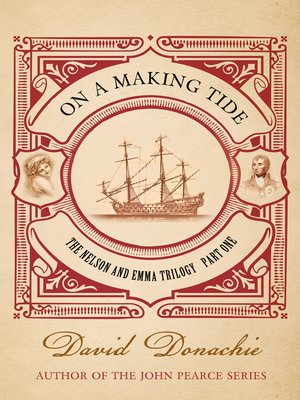 On a Making Tide by David Donachie. AVAILABLE eBook.