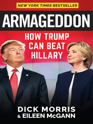 Armageddon by Dick Morris. AVAILABLE eBook.