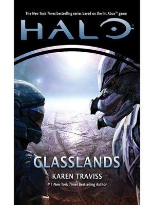 Glasslands by Karen Traviss. AVAILABLE Audiobook.
