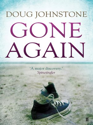 Gone Again by Doug Johnstone. AVAILABLE eBook.