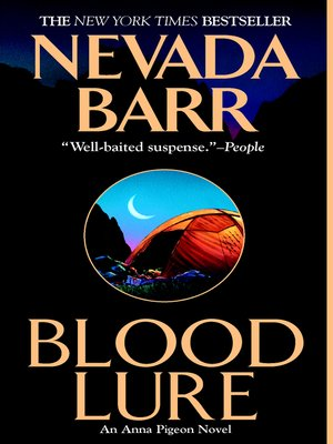 Blood Lure by Nevada Barr. AVAILABLE eBook.