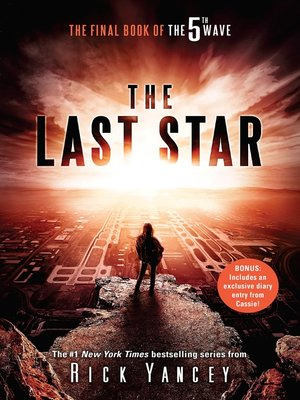 The Last Star by Rick Yancey. AVAILABLE eBook.