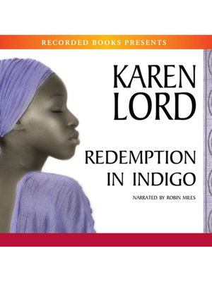 Redemption in Indigo by Karen Lord. AVAILABLE Audiobook.