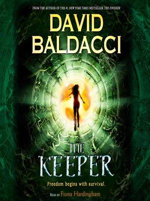 The Keeper by David Baldacci. WAIT LIST Audiobook.