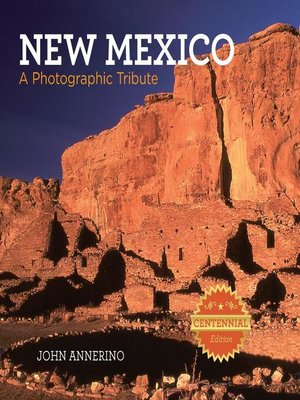 New Mexico by John Annerino. AVAILABLE eBook.