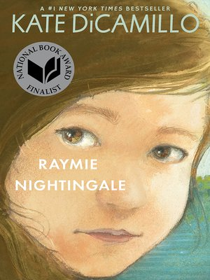 Raymie Nightingale by Kate DiCamillo. WAIT LIST eBook.