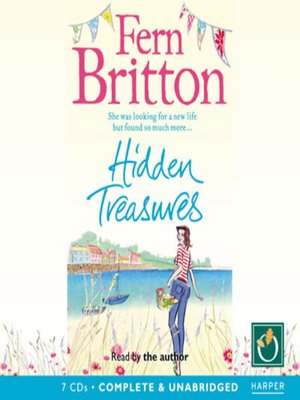 Hidden Treasures by Fern Britton. AVAILABLE Audiobook.