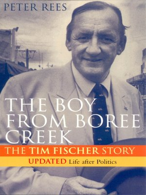 Boy from Boree Creek by Peter Rees. AVAILABLE eBook.