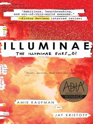 Illuminae by Amie Kaufman.                                              AVAILABLE eBook.