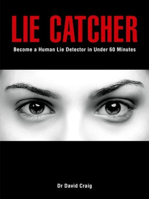 Lie Catcher by David Craig. AVAILABLE eBook.