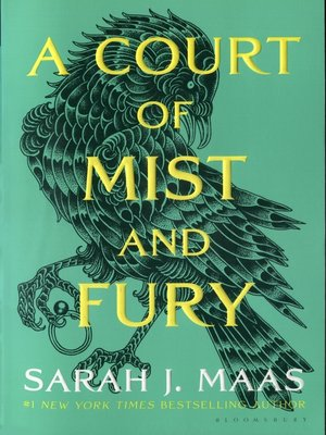 A Court of Mist and Fury by Sarah J. Maas. AVAILABLE eBook.