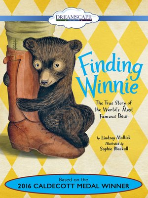 Finding Winnie by Lindsay Mattick. AVAILABLE Video.
