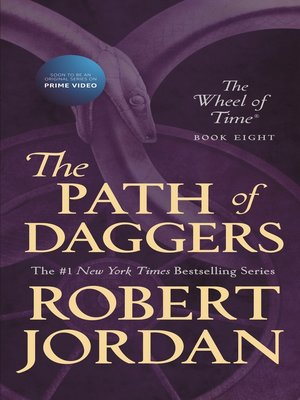 The Path of Daggers by Robert Jordan. AVAILABLE eBook.