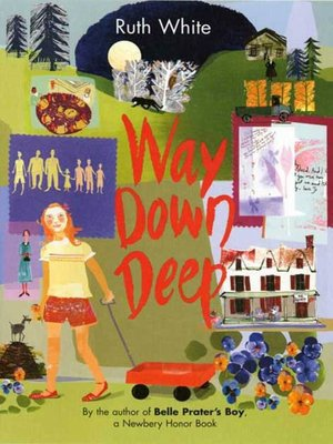 Way Down Deep by Ruth White. AVAILABLE eBook.