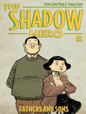 Fathers and Sons by Gene Luen Yang.                                              AVAILABLE eBook.