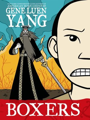 Boxers by Gene Luen Yang.                                              AVAILABLE eBook.