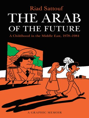 A Childhood in the Middle East, 1978-1984: A Graphic Memoir by Riad Sattouf. AVAILABLE eBook.