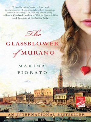 The Glassblower of Murano by Marina Fiorato. WAIT LIST eBook.