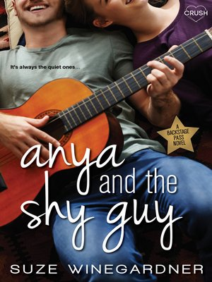 Anya and the Shy Guy by Suze Winegardner. AVAILABLE eBook.