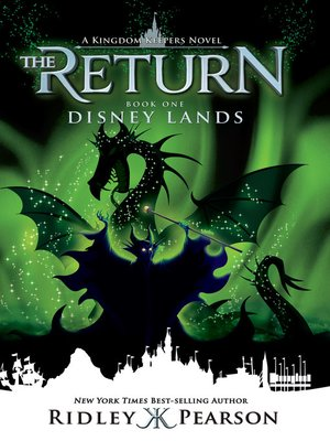 Disney Lands by Ridley Pearson.                                              AVAILABLE eBook.