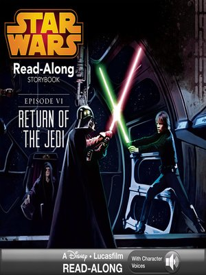 Return of the Jedi by Lucasfilm Press. AVAILABLE eBook.