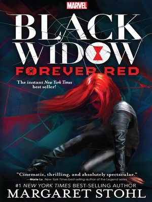 Forever Red by Margaret Stohl. AVAILABLE eBook.