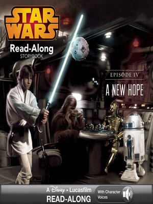 A New Hope by Lucasfilm Press. AVAILABLE eBook.
