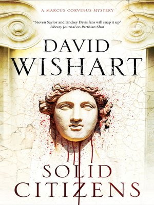 Solid Citizens by David Wishart. AVAILABLE eBook.